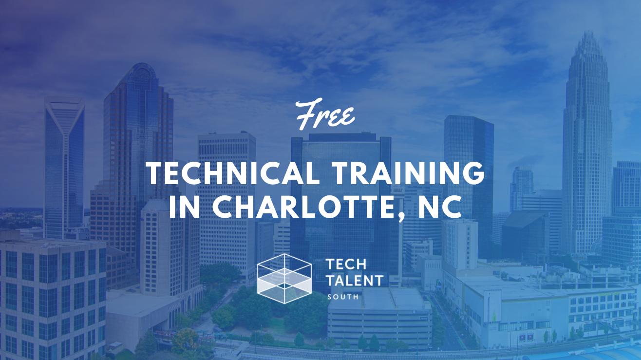 Charlotte Skyline_Free Tech Training